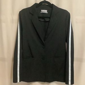 Urban Outfitters blazer with stripe on sleeves
